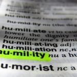 Learning True Humility