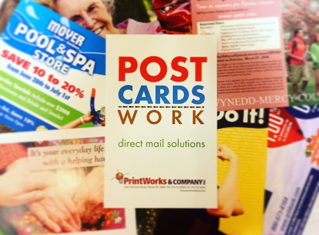 postcard printworks direct mail