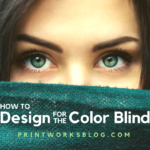 Designing Print Materials with the Color Blind in Mind